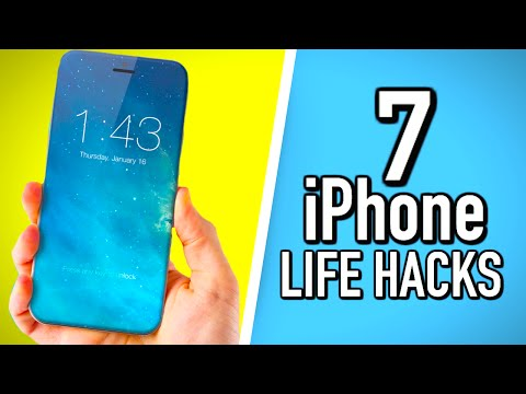 7 iPhone life hacks everyone should know before the iPhone 7!