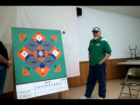 Fond du Lac, Wisconsin Dartball League.