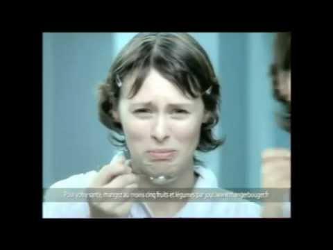 parodie pub perle de lait