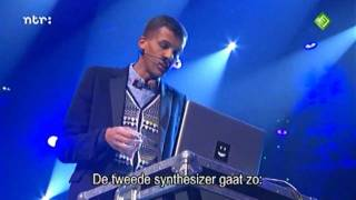 Stromae - Alors on danse HD - Ebba Awards 14-01-11 thumbnail