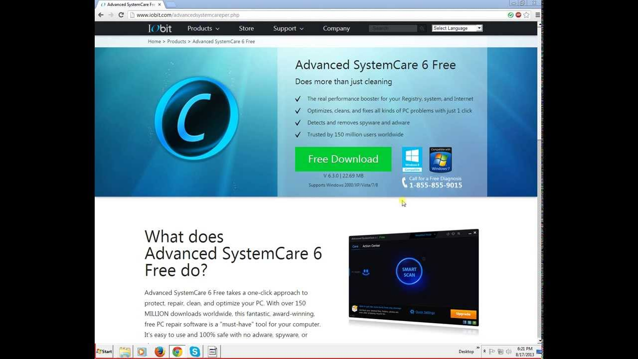 Advanced systemcare pro 10 free download