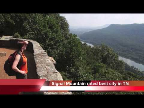 Lovely Signal Mountain Rated Best Place To Live In Tennessee
