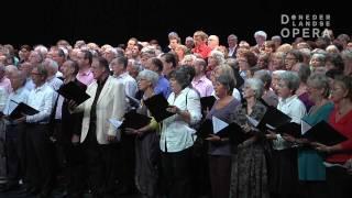Het grote optreden van de koren van Zingen bij De Nederlandse Opera