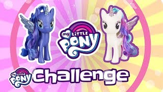 My Little Pony Play-Along Challenge: Princess Luna vs. Princess Celestia