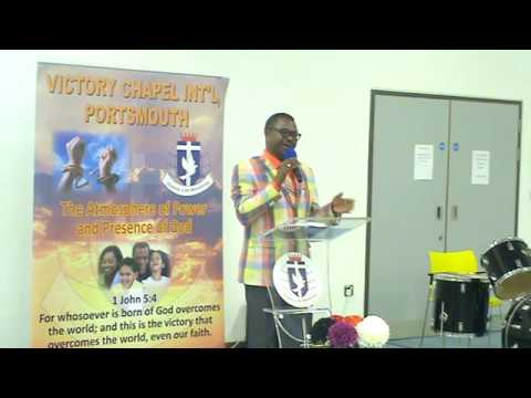 Divine Connection Seminar Portsmouth UK with Bishop Mike Bamidele