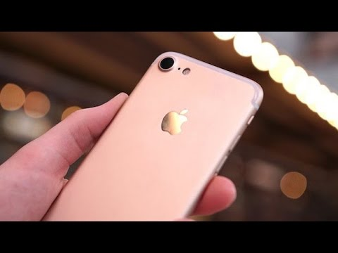 HOW to HARD RESET or RESTART iPHONE 7 and 7 PLUS.