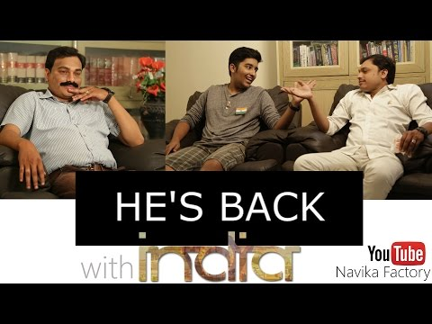Navika Factory #9 | What if RK interviews INDIA | Independence Day Spl | Durga Prasad