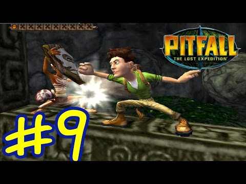 Pitfall: The Lost Expedition (HD)