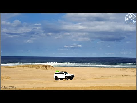 How to drive on the beach for beginners