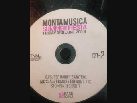 Monta Musica - Summer Fiesta - 3rd June 2016 - CD 2