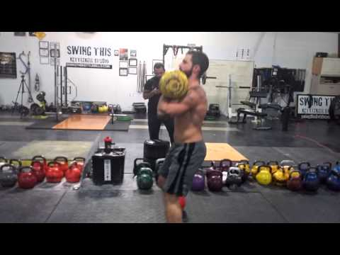 Kettlebells Don't Build Muscle ? Ask The Marine