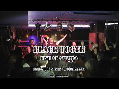 BLACK TOOTH - Live at Rockomania 4 - 14.01.2018 Noxus ANKARA