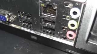 Как подключить мышку и клавиатуру к компьютеру Видео урок#69(stas alekseev)
