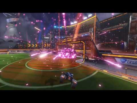 Rocket League Freestyle Montage