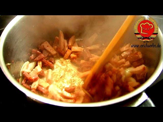 Ostdeutsche Küche | Fans Halten Ost Essen Die Treue