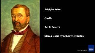 Adolphe Adam, Giselle, Act I: Polacca
