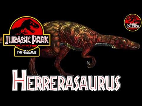 Jurassic Park: The Game | HERRERASAURUS | Behind the Scenes