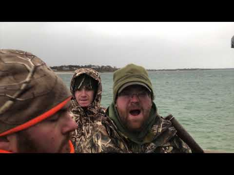 Cape Cod Sea Duck Layout Hunt For Trophy Eiders, Brants, And Scoters