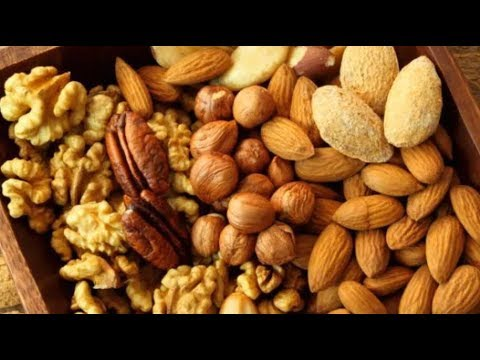 Almonds And Walnuts: Nutrition Facts And Side Effects Of Eating Too Much (Monday Health Tips)