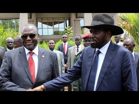 Hope for South Sudan peace as President Kiir, former VP Machar  meet for peace talks