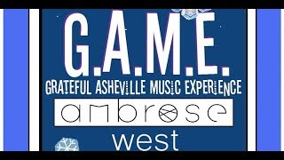Grateful Asheville Music Experience @ Ambrose West 11-15-2018