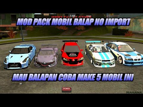 42 Mod Mobil Nissan Skyline Gta Sa Android Dff Only HD Terbaik