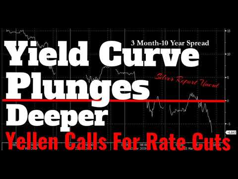 The Yield Curve Just Plunged Deeper Into Negative Territory Yelled Calls For Interest Rate Cuts