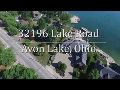 32196 Lake Road Avon Lake For Sale Aerial Drone Video