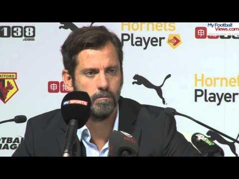 Quique Flores: 'I am always positive but Arsenal are best'