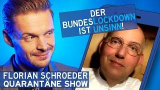 Die Corona-Quarantäne-Show vom 14.04.2021 mit Florian & Prof. Eckhard