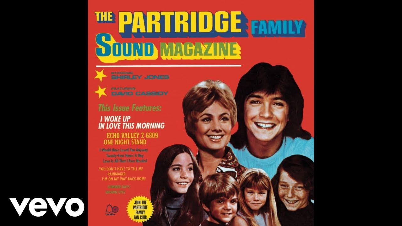 the-partridge-family-i-woke-up-in-love-this-morning-audio-partridgefamilyvevo