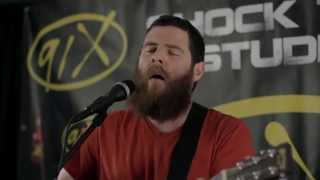 "Manchester Orchestra ""Top Notch"" - 91X X-session"