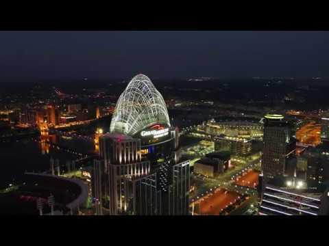 Cincinnati Drone Aerial Video