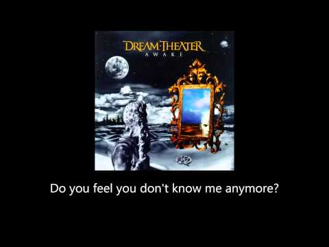 Dream Theater - Scarred (Lyrics)