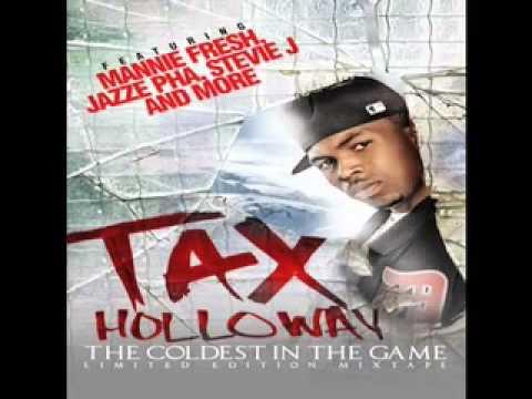 "R&B Hip-Hop MixTape ""Heart Of The Ghetto"" - Tax Holloway"