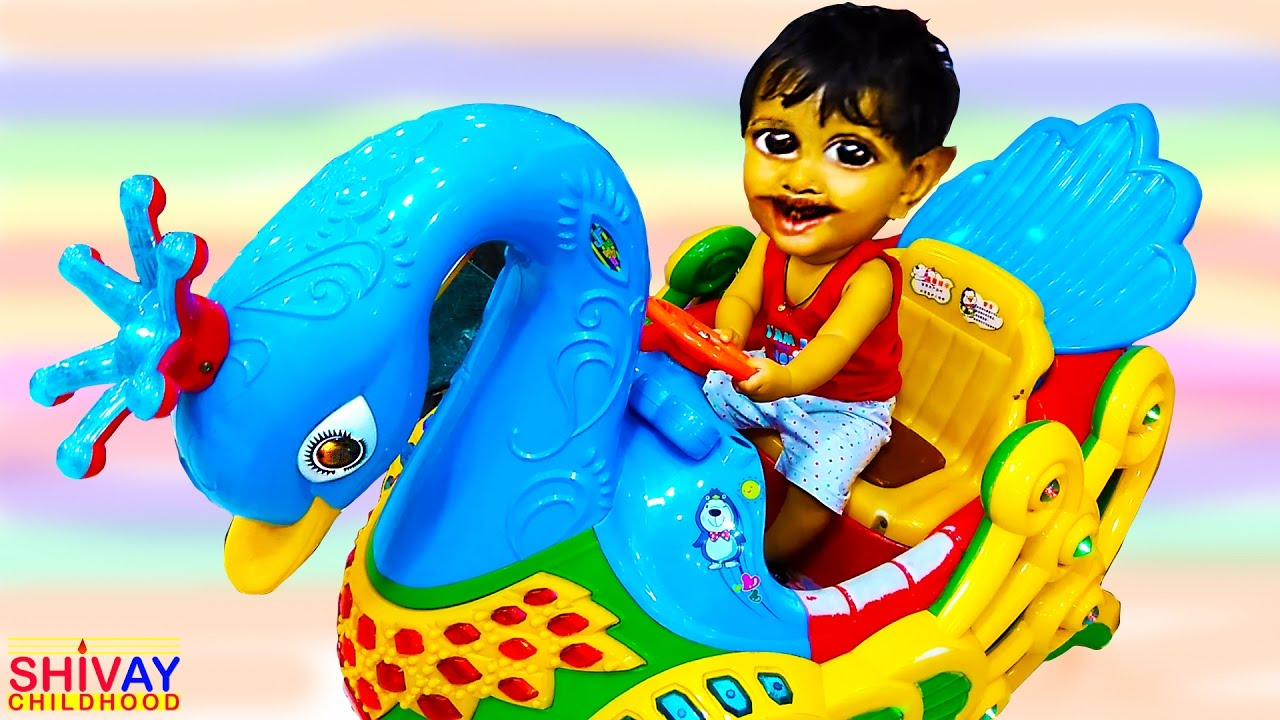 Kids Toys Baby Duck Duck Big Swing for Children Baby Toddlers with ...