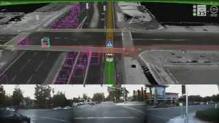 Google Self-Driving Car Google Presentation