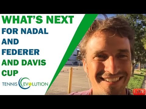 What's next for Nadal and Federer and Davis Cup