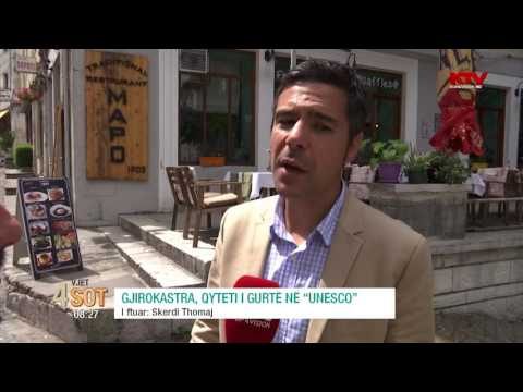 "SOT - 4 vjet: Gjirokastra, qyteti i gurte ne ""UNESCO"", 03 06 2016"