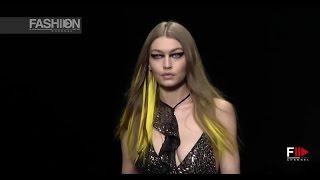 VERSACE Milan Fashion Week Womenswear Fall Winter 2017 2018 - Fashion Channel