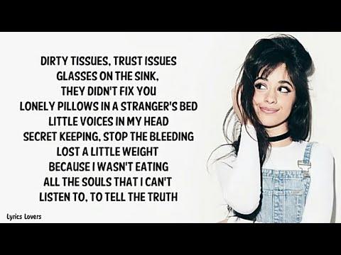 Camila Cabello - Consequences (orchestra audio) (Lyrics)