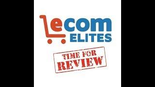 Ecom Elites Review - Franklin Hatchett's Dropshipping Course