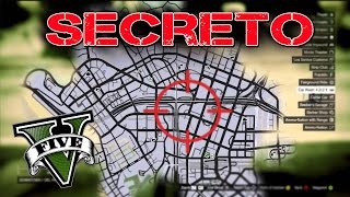 Lugar Muito Secreto no GTA 5 online! [MERCENA BUG E GLITCH]