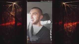 Гарри Топор после Versus батла Oxxxymiron и Гнойный. rap 2017, русский реп. Ютуб перископ