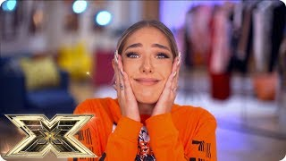 Exclusive interviews from The X Factor house! Just Eat's Xtra Bites 2018 | Episode 8