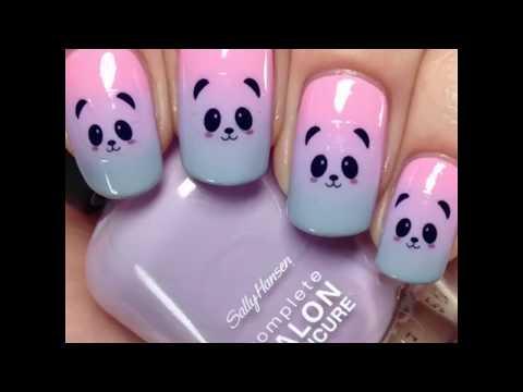 #nailart #naildesign Collection Nails #002