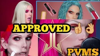 10 Jeffree star Approved Products|PVMS