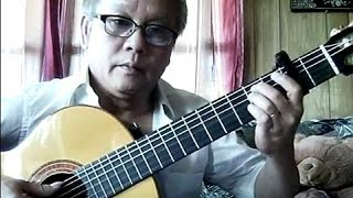 Hạ Trắng (Trịnh Công Sơn) - Guitar Cover