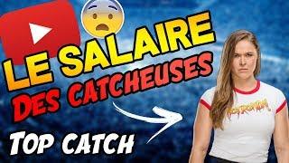 Le salaire des catcheuses de la WWE !