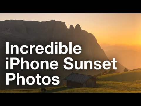 How To Take Incredible iPhone Sunset Photos [Video Tutorial]